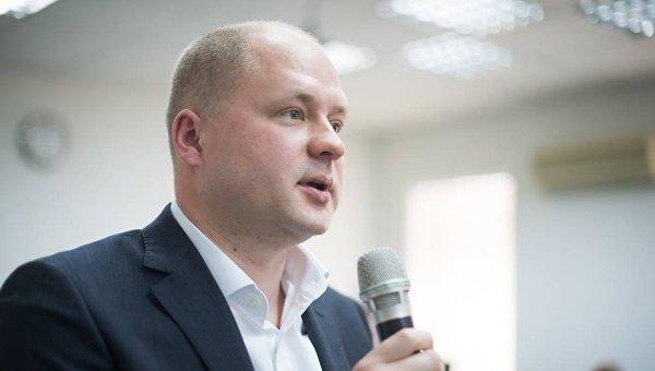 Глава комитета энергетической независимости Украины Иван Надеин.