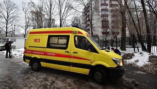 Ситуация на Ельнинской улице в Москве
