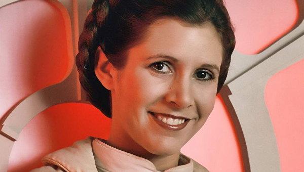 В «Звездных войнах» может появиться цифровая Кэрри Фишер