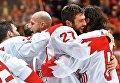 Игроки сборной Канады по хоккею. Архивное фото