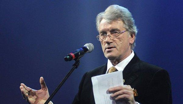 Виктор Ющенко. Архивное фото