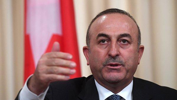 Руководителя МИД Российской Федерации иТурции обсудили соблюдение перемирия вСирии