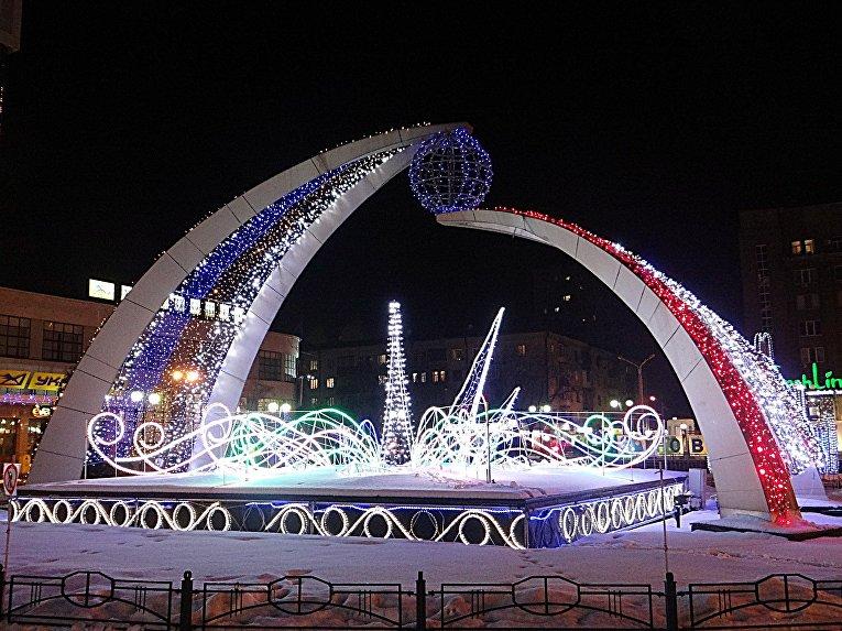 Харьков накануне Нового года