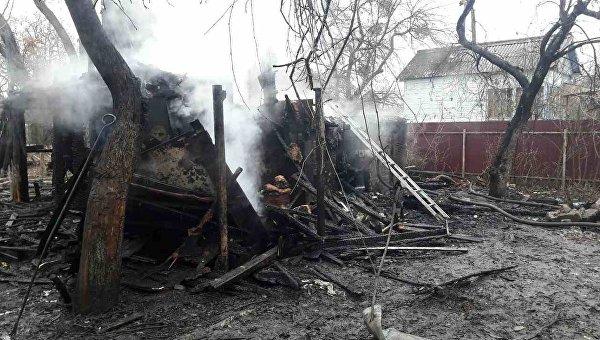 ВКиеве впроцессе пожара в личном доме погибли 4 детей— ГСЧС