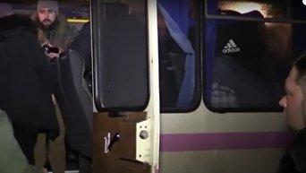 ВСУ передали пленных ДНР в районе Горловки. Видео