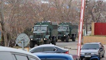 Спецоперация по задержанию убийцы в Овидиополе