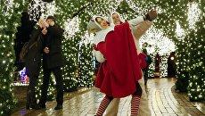 Рождественские эльфы. Архивное фото