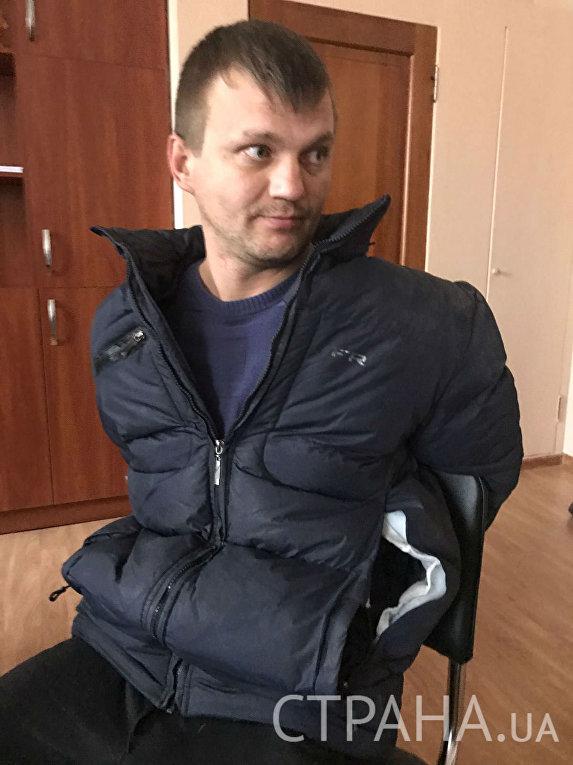 Житель Овидиополя Одесской области Дмитрий Погорелов, жестоко убивший женщину и ребенка