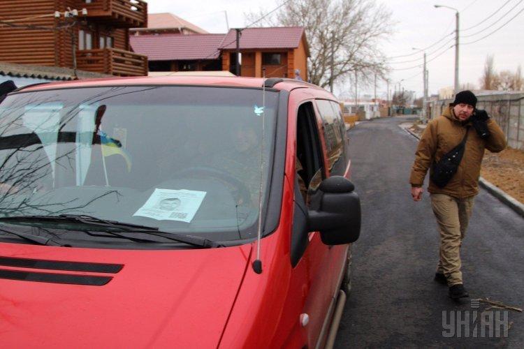 Ориентировка на подозреваемого в убийстве женщины и ребенка в Одесской области
