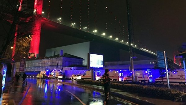 Стрельба в Стамбуле