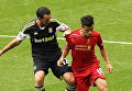 Нападающий английского Ливерпуля и сборной Бразилии Фелиппе Коутиньо