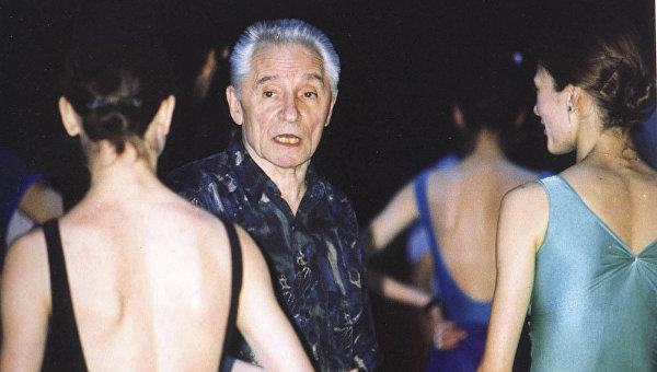 Артист балета, балетмейстер Юрий Николаевич Григорович