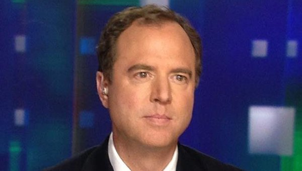 Член комитета по разведке палаты представителей конгресса США Адам Шифф