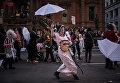 Парад ряженых в Филадельфии
