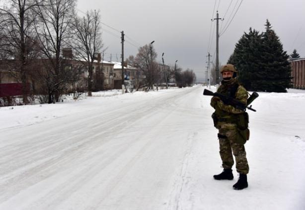 В Новолуганском открыли пункт полиции