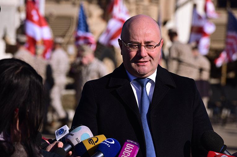 Визит делегации американских сенаторов в Грузию