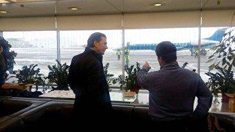 Климкин и новый глава ОБСЕ посетили Донецкую область