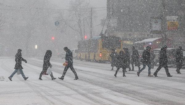 НаРождество обещают до35 сантиметров снега илютый мороз