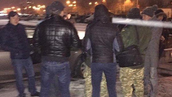 Задержание на взятке помощника народного депутата