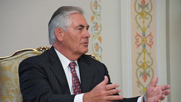 Кандидат напост госсекретаря США откажется отакций Exxon на $240 млн