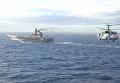 Боевое дежурство крейсера Адмирал Кузнецов в Сирии. Видео Минобороны РФ