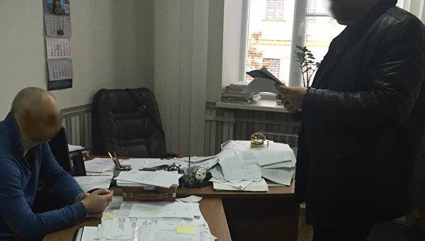ВКиеве навзятке задержали проректора госакадемии водного транспорта