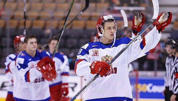 Русские хоккеисты вошли всимволическую сборную молодежногоЧМ вКанаде