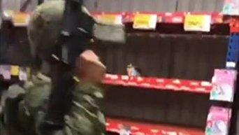 Протесты в Мексике переросли в грабежи магазинов