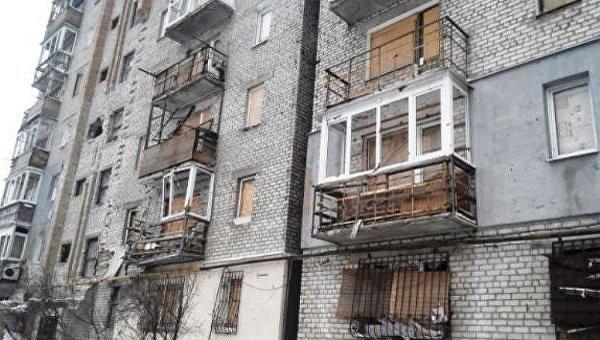 Куйбышевский район Донецка. Архивное фото