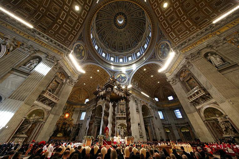 Православные христиане отмечают Рождественский сочельник