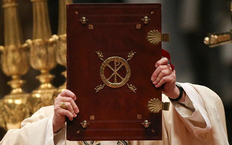 Рождество в Ватикане
