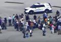 Стрельба в аэропорту Форт-Лодердейла: кадры с места событий. Видео