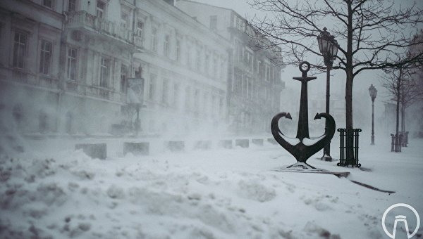 ГосЧС: Движение транспорта ограничено натрассе М-15 Одесса-Рени