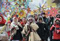 Рождественское шествие в Киеве. Архивное фото