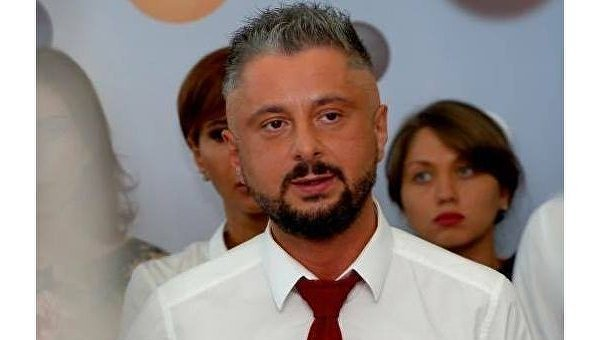 ВТбилиси напали нагендиректора телекомпании «Рустави 2»