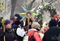Празднование Казацкого Рождества в Запорожье
