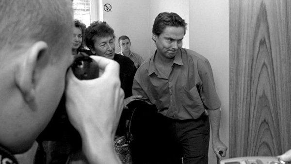 Сын экс-президента Польши Леха Валенсы Пшемыслав. Архивное фото