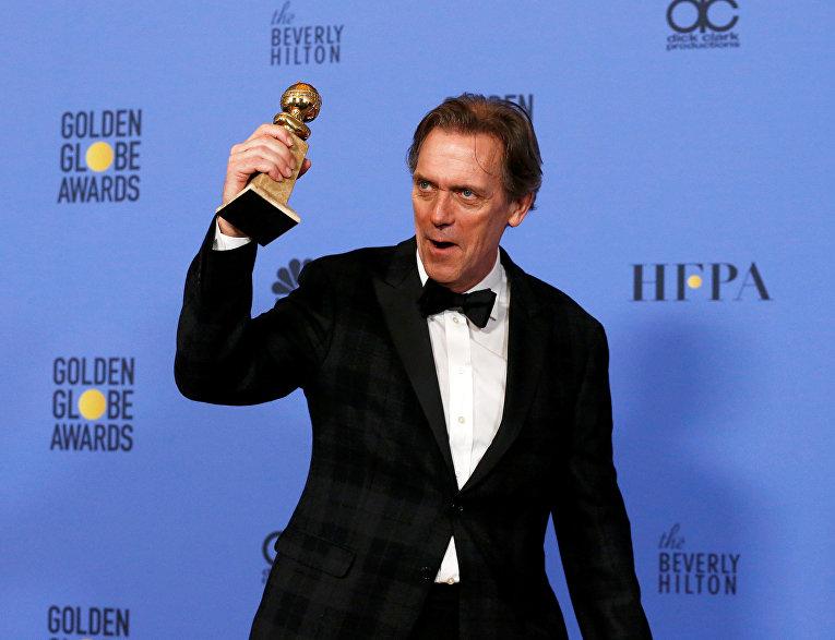 Лучший актер второго плана сериала, мини-сериала или фильма для ТВ - Хью Лори, Ночной администратор (AMC)