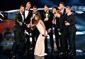 Церемония The Best FIFA Football Awards 2016.