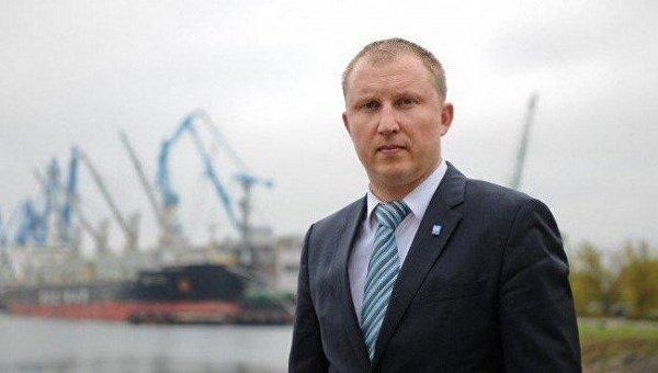Вецкаганс назначен и.о. главы Администрации морских портов