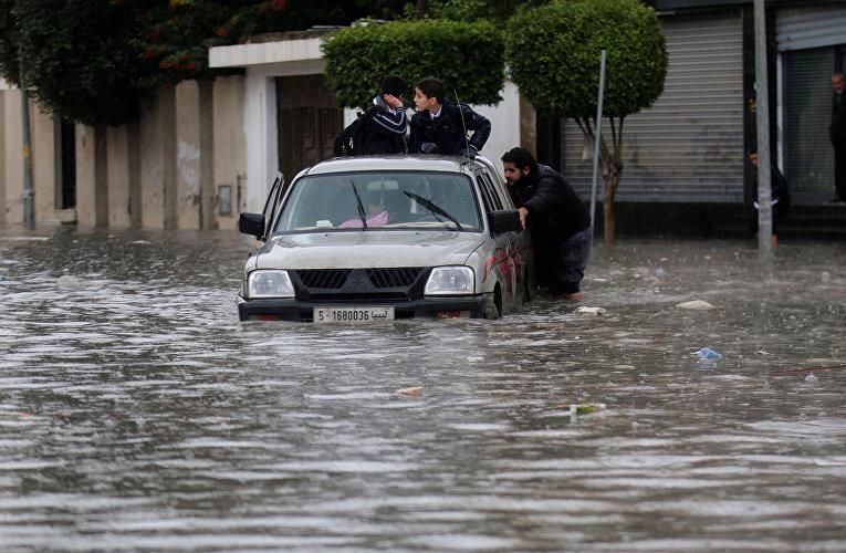 Погода в Триполи, Ливия