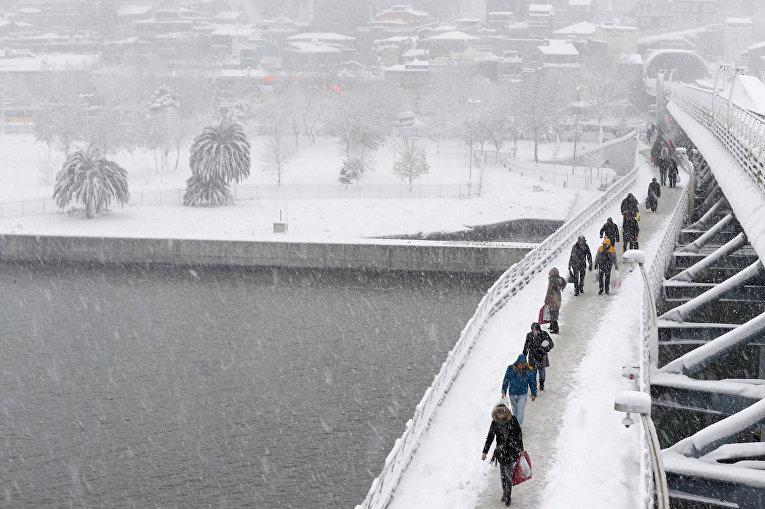 Погода в Стамбуле, Турция