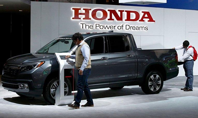 Пикап Honda Ridgeline