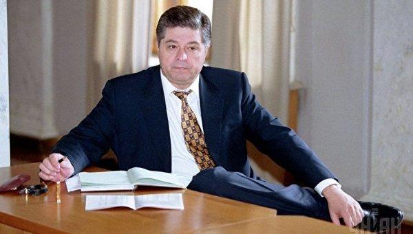 Павел Лазаренко. Архивное фото