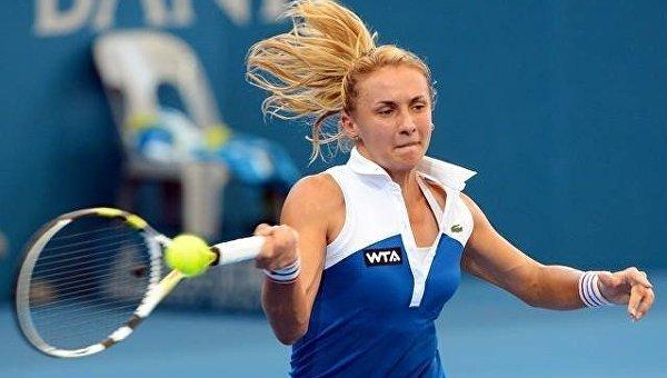 Украинка несмогла подать наматч наAustralian Open