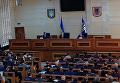 Порошенко представил новго губернатора Одесской области. Полная версия