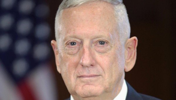 Армия США ненастолько сильна, чтобы противоборствовать РФ — Джеймс Меттис