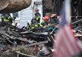 Пожар в Балтиморе, при котором погибли 6 детей