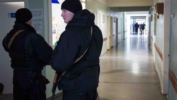 Прокуратура проводит одновременный допрос Пашинского и Химикуса
