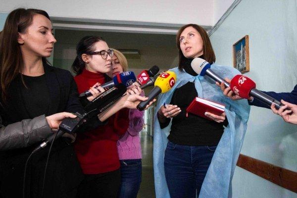 Встоличной клинике проводят очную ставку Пашинского иХимикуса